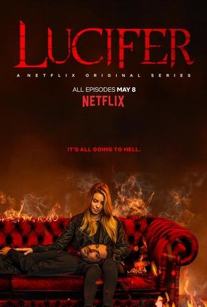 Lucifer S4 - 10 épisodes