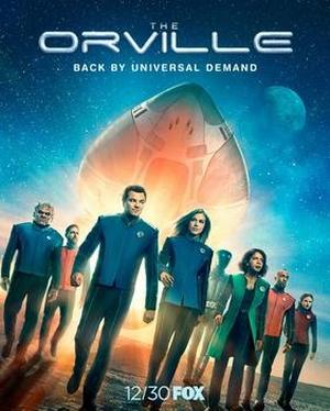 The Orville S2 - 14 épisodes